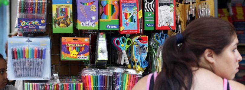 Consejos para salir airoso de las compras escolares